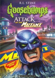 Goosebumps: Attack Of The Mutant Movie