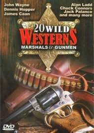 20 Wild Westerns: Marshals & Gunmen Movie