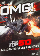 WWE: OMG! The Top 50 Incidents In WWE History - Volume 1 Movie