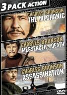 Mechanic, The / Messenger Of Death / Assassination (Triple Feature) Movie