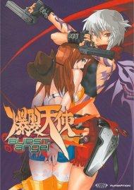 Burst Angel: The Complete Series + OVA Movie