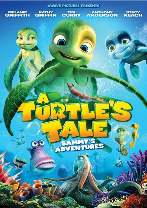 Turtles Tale, A: Sammys Adventure Movie