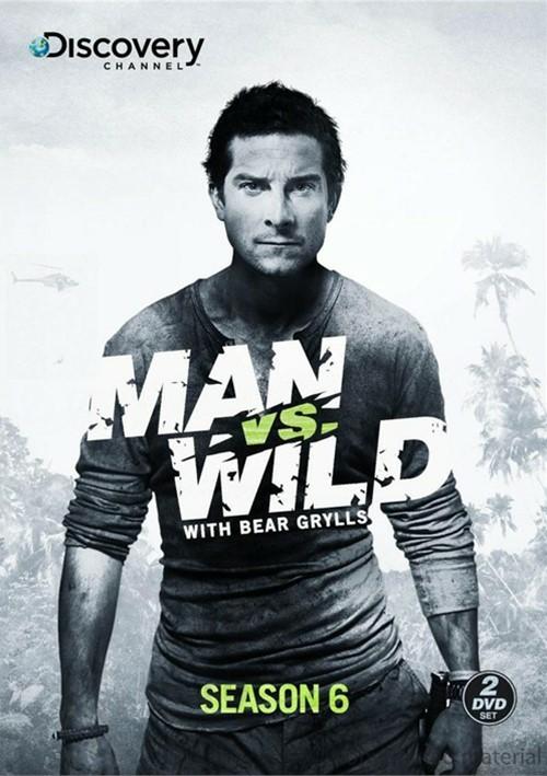 Man Vs. Wild: Season 6 Movie