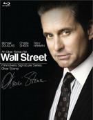 Wall Street: Filmmaker Signature Series Blu-ray