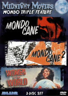 Midnight Movies: Volume 11 - Mondo Triple Feature Movie