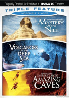 IMAX: Incredible Places (Triple Feature) Movie