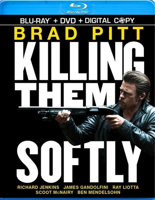 Killing Them Softly (Blu-ray + DVD + Digital Copy + UltraViolet) Blu-ray