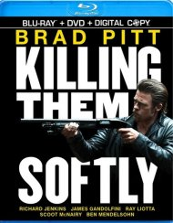 Killing Them Softly (Blu-ray + DVD + Digital Copy + UltraViolet) Blu-ray