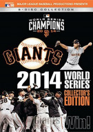 2014 World Series Collectors Edition Movie