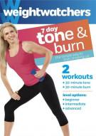 Weight Watchers: 7 Day Tone & Burn Movie