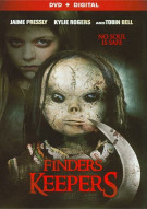 Finders Keepers (DVD + UltraViolet) Movie