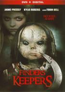Finders Keepers (DVD + UltraViolet) Movie