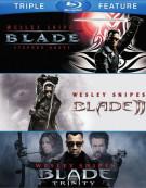 Blade / Blade 2 / Blade: Trinity Blu-ray