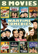 Wartime Comedies 8-Movie Collection Movie