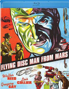Flying Disc Man From Mars Blu-ray