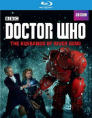 Doctor Who: The Husbands Of River Song Blu-ray
