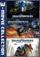 Transformers 3-Movie Collection Movie