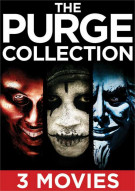 Purge, The: 3-Movie Collection Movie