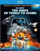 The Shape Of Things To Come Blu-ray