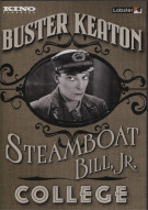 Steamboat Bill Jr./College Movie