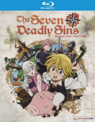 Seven Deadly Sins: Season One, Part One (Blu-ray + DVD Combo) Blu-ray
