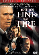 In The Line Of Fire: Special Edition Movie