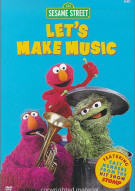 Sesame Street: Lets Make Music Movie