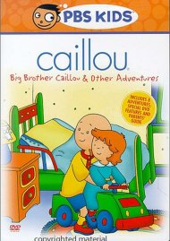 Caillou: Big Brother Caillou And Other Adventures Movie