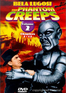 Phantom Creeps, The: Volume Two Movie