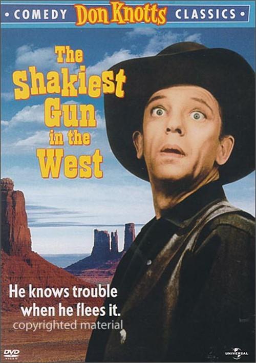 Shakiest Gun In The West, The Movie
