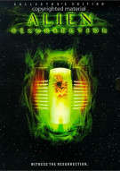 Alien Resurrection: Collectors Edition Movie