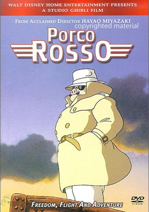 Porco Rosso Movie