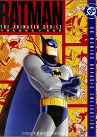 Batman: The Animated Series - Volume 1 Movie