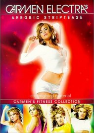 Carmen Electras Aerobic Striptease Gift Set Movie