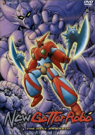 New Getter Robo: Volume 3 - The Hell On Earth Movie