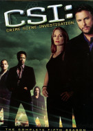 CSI: Crime Scene Investigation - The Complete Fifth Season Movie