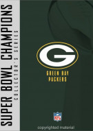 NFL Super Bowl Collection: Green Bay Packers Movie
