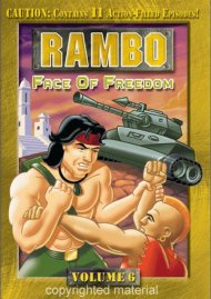 Rambo: Volume 6 - Face Of Freedom  Movie