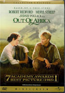 Out Of Africa: Collectors Edition Movie