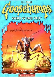 Goosebumps: Shocker On Shock Street Movie