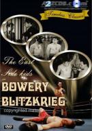 Bowery Blitzkrieg Movie
