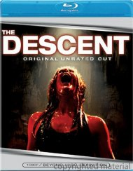 Descent, The: Unrated Blu-ray