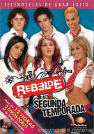 Rebelde: Segunda Temporada Movie