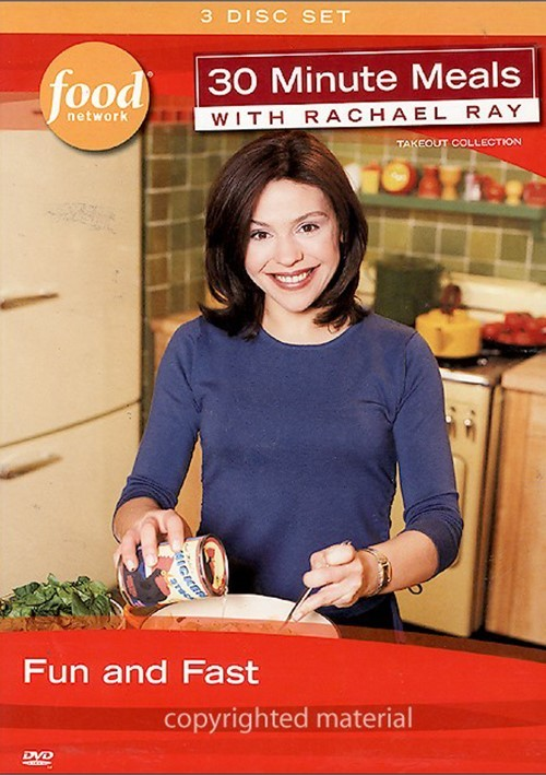30 Minute Meals With Rachael Ray: Fun And Fast Movie