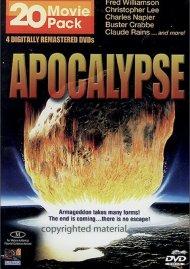 Apocalypse: 20 Movie Pack Movie