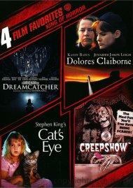4 Film Favorites: King Of Horror Movie
