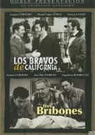 Los Bravos De California / Tres Bribones Movie