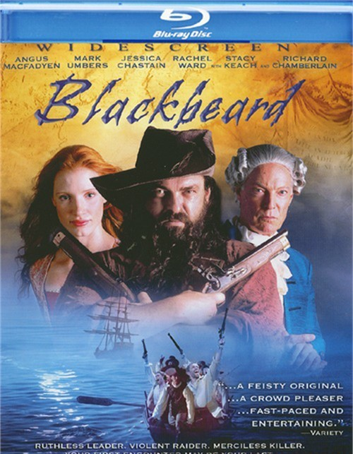 Blackbeard Blu-ray