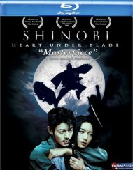 Shinobi: Heart Under Blade Blu-ray