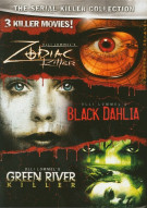 Zodiac Killer / Black Dahlia / Green River Killer (Triple Feature) Movie